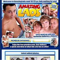Amazing Lads review