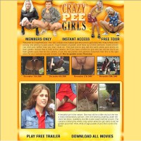 Crazy Pee Girls review