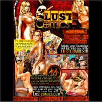 Lust Comics review