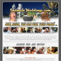 Shemale Weddings review