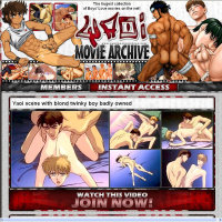 Yaoi Movie Archive review